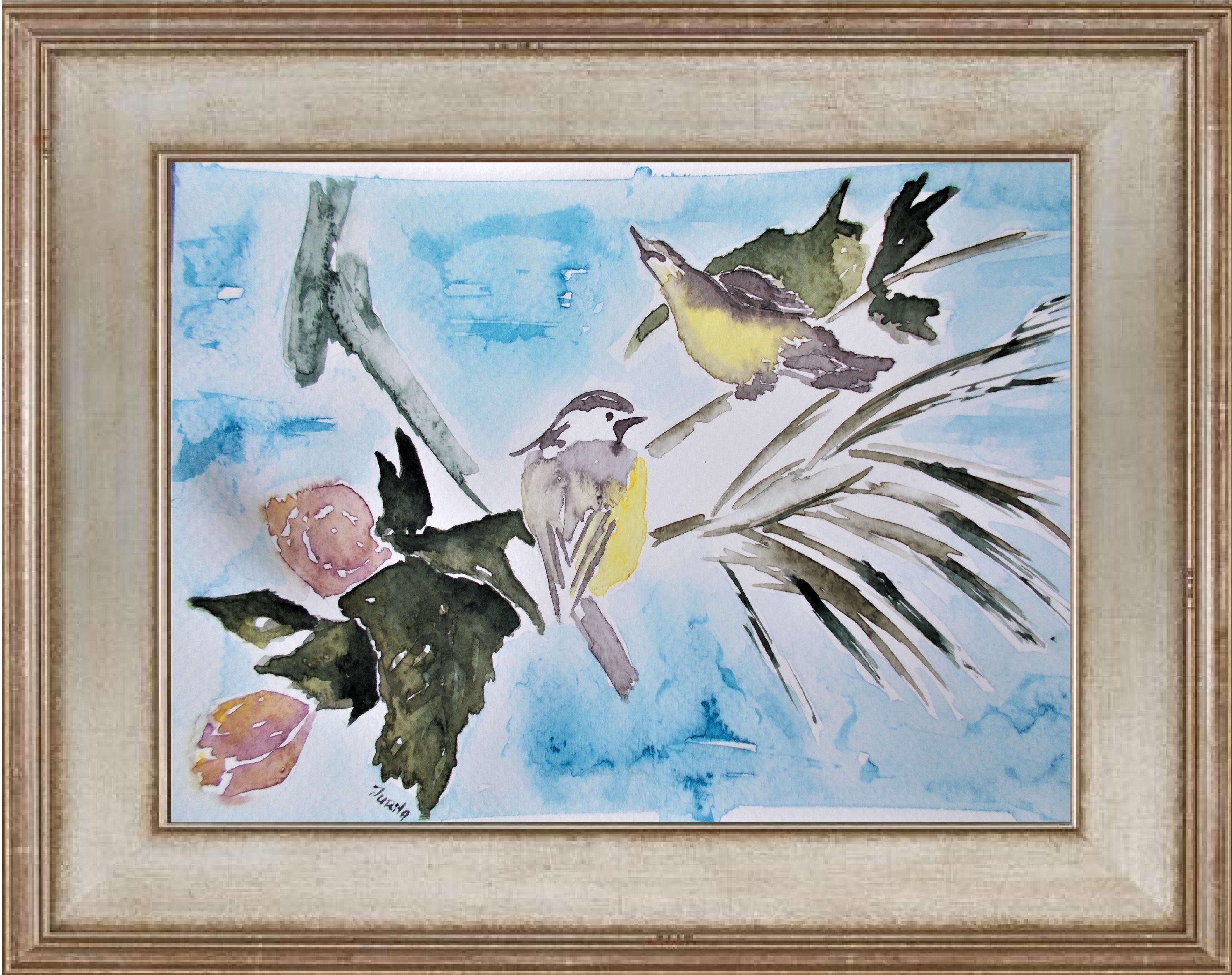 Good Morning_Painting_watercolor_painting_sign_by_Jurita_Kalite (4)