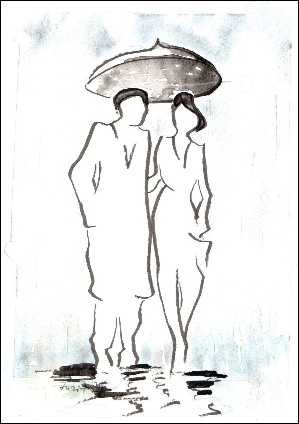 20 Rain of Love-jurita-2020-watercolor (2-1)