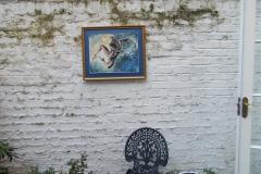 Horoscopes-Series-Aquarius-The-Water-Bearer-Jan 20-Feb 18-Jurita-2019-3D-Relief-Sculpture-mixed-media-acrylic-clay-40x50cm (8)