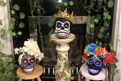 Halloween Sculptures Art - jurita 1