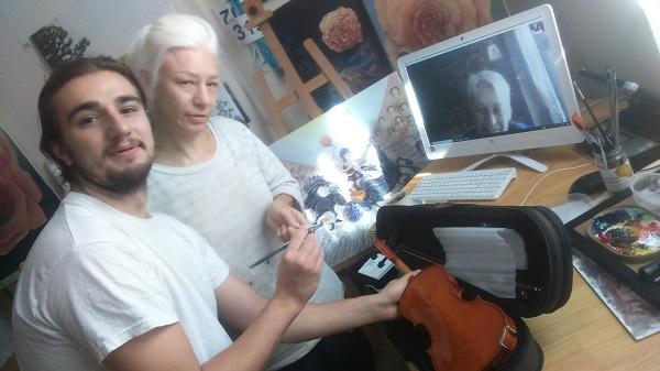 STRADIVARI-JARIK VIOLIN © 2018 Jurita Kalite (60)