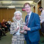 Jurita NASSA award