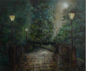 Moonlight way by Jurita