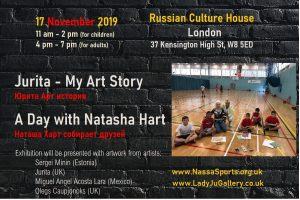 Jurita - My Art Story @ Russian Culture House