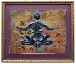 Scorpio: The Scorpion (Oct 23-Nov 21) - 3D painting by Jurita